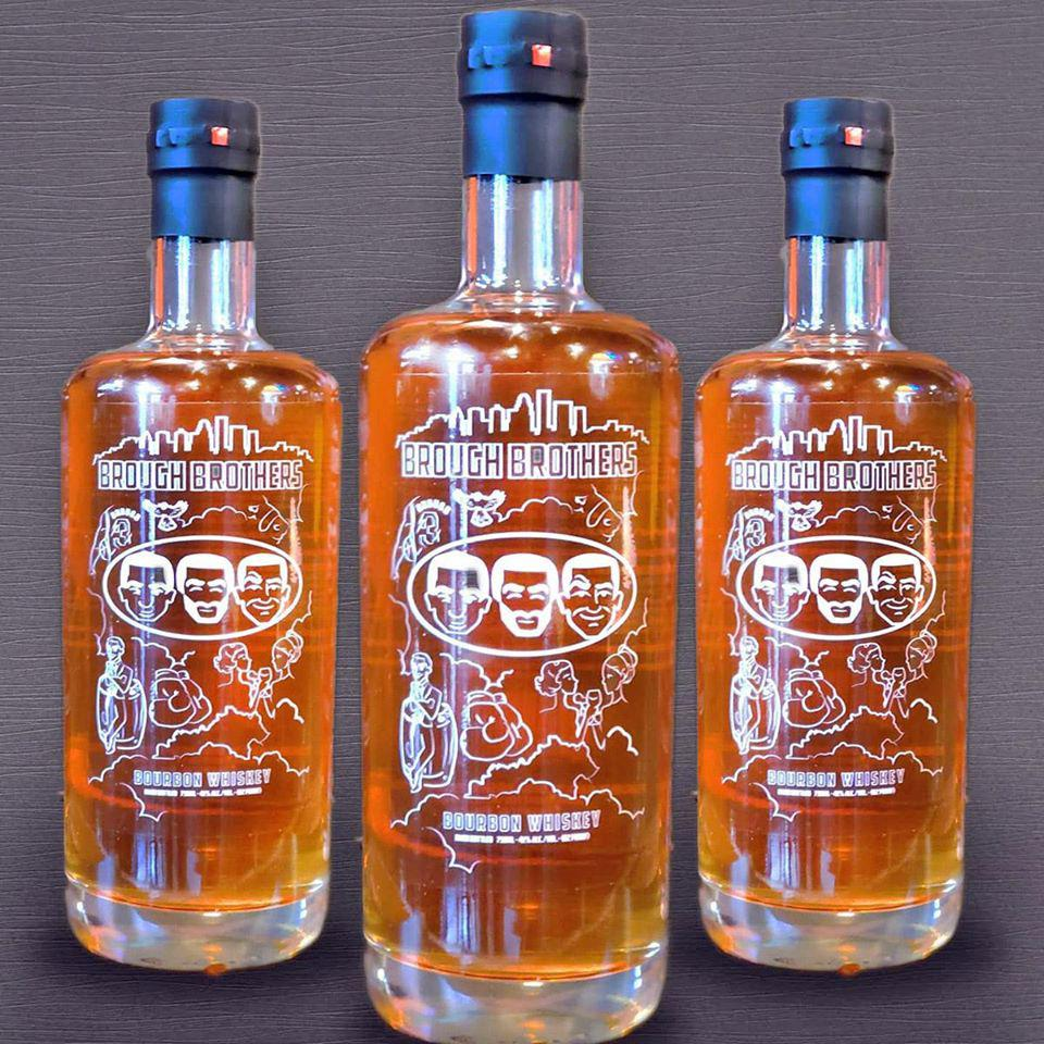 Brough Brothers is an African-American owned distillery making bourbon in Kentucky.