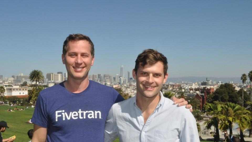 Fivetran is now valued $1.2 billion