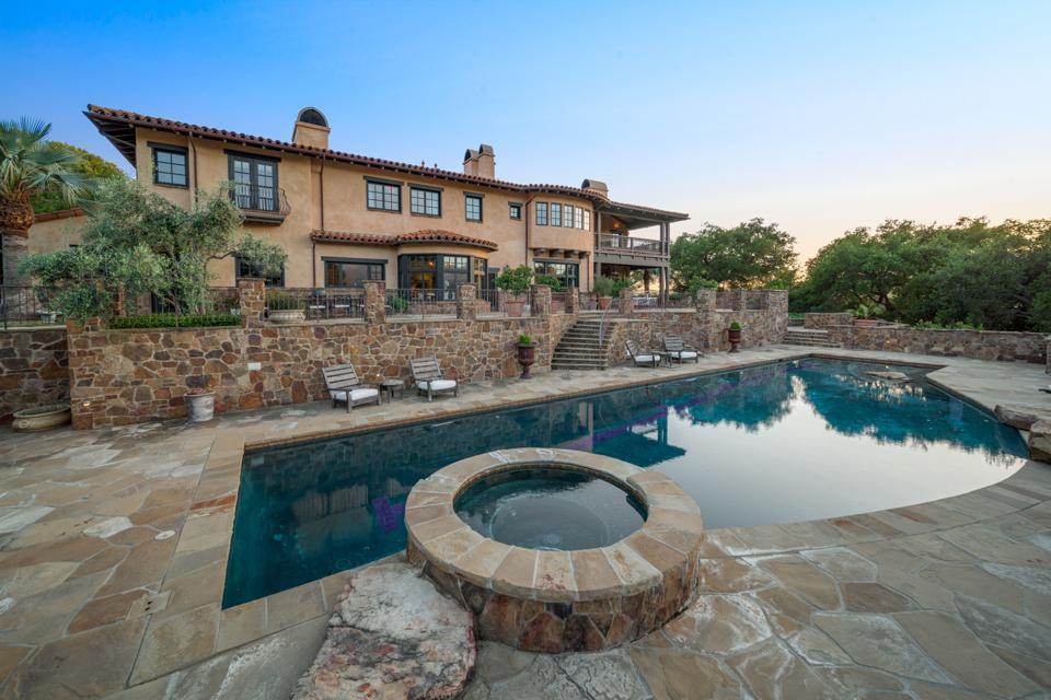 Rancho Latigo Santa Ynez Valley, California, architect David Leavengood, Compass, Santa Barbara