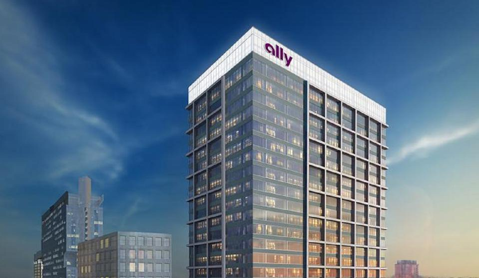 Ally Financial office building