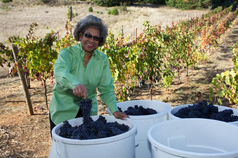 Theodora Lee, Owner and Vintner, Theopolis Vineyards