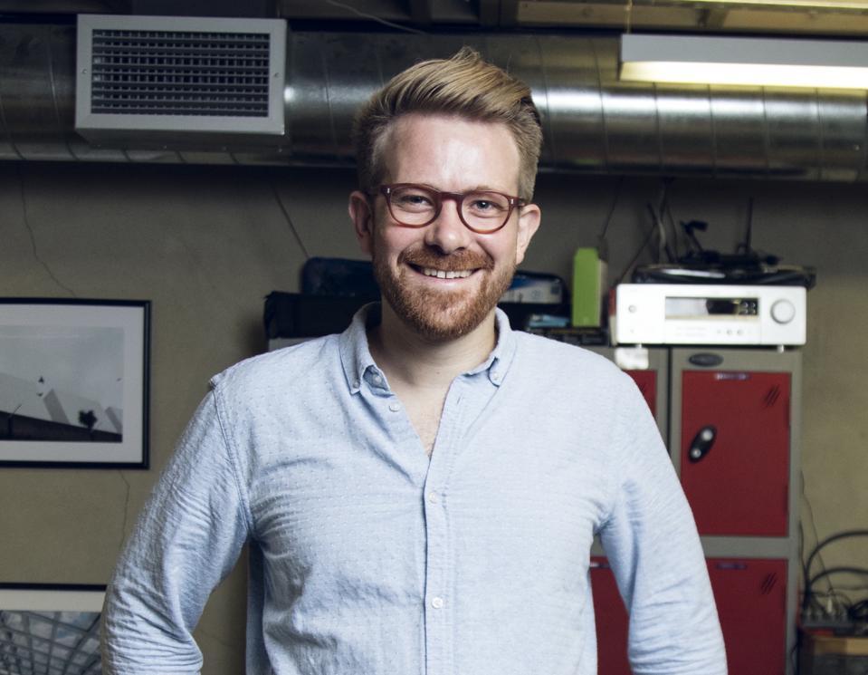 Coconut CEO Sam O'Connor.
