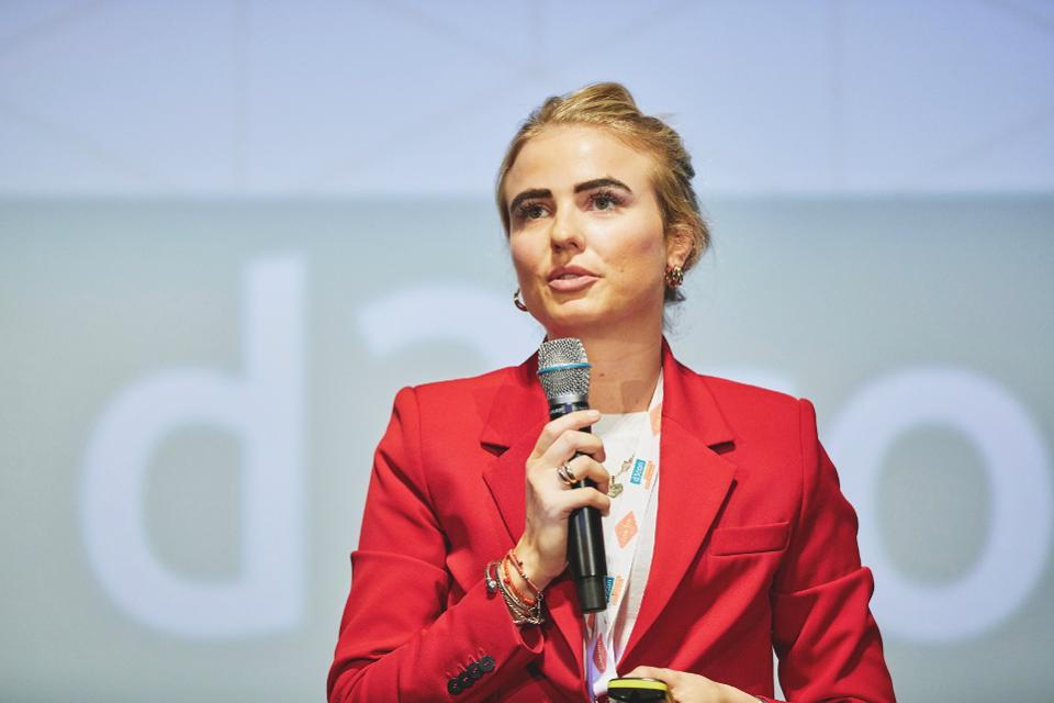 Maria Gräfin von Scheel-Plessen, Global Media Manager at Montblanc.
