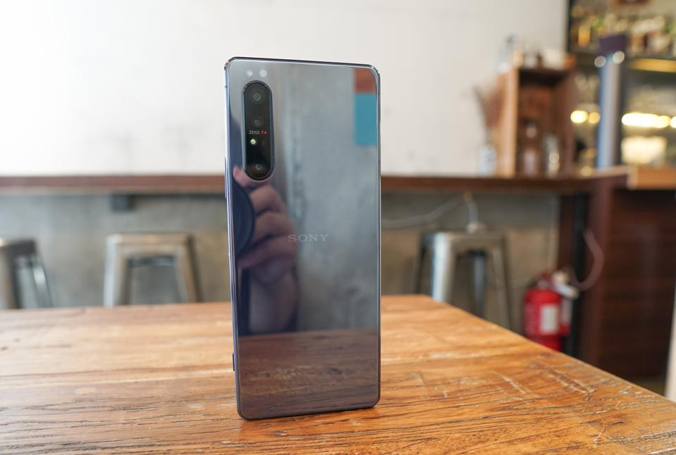 The Xperia 1 II is a different type of phone.