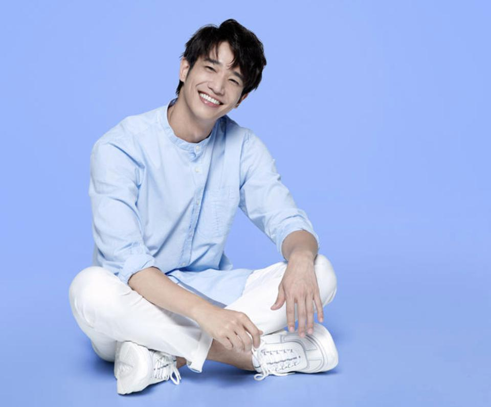 Actor, model and musician Jasper Liu has been called 'The Face of Asia.'