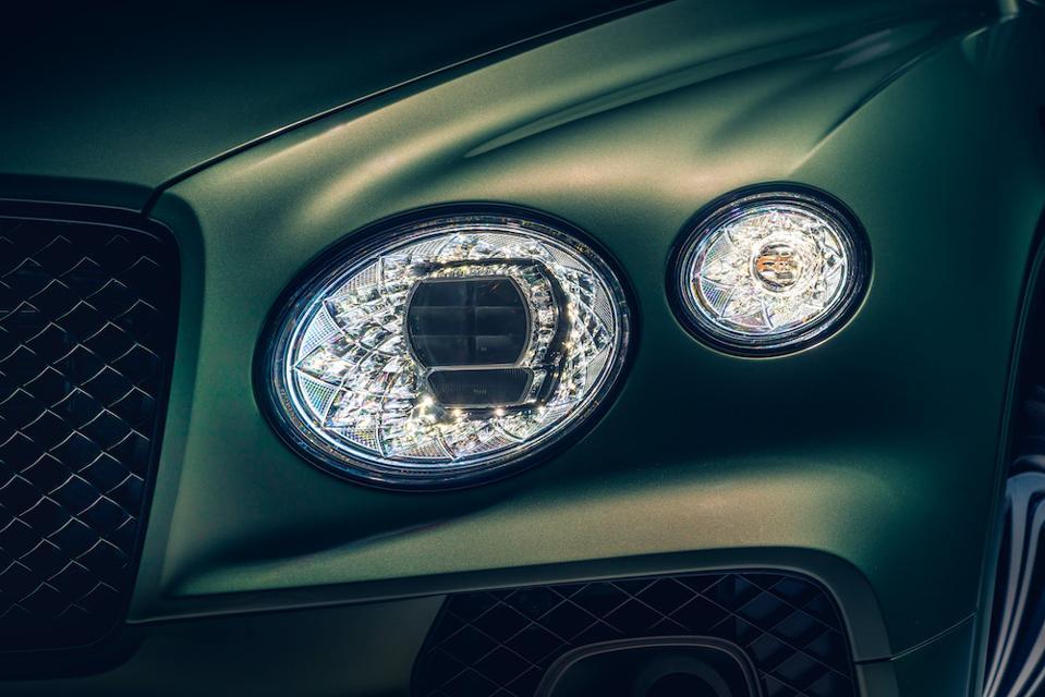 Bentley 2020 Bentayga