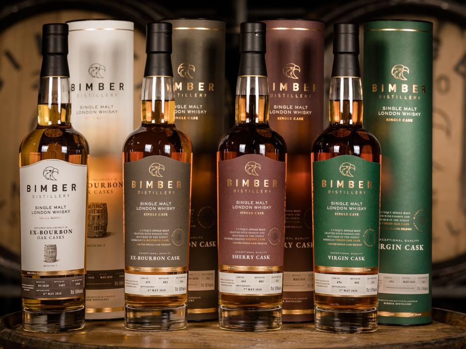 Bimber Single malt english whisky review