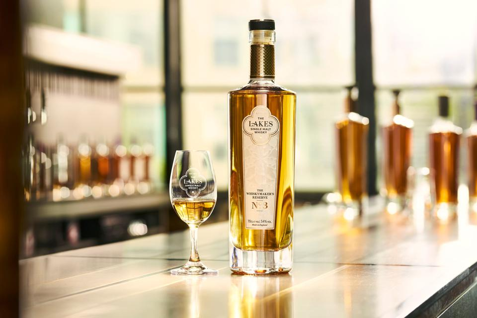 Lakes Distillery english whisky single malt review Whiskymaker's reserve