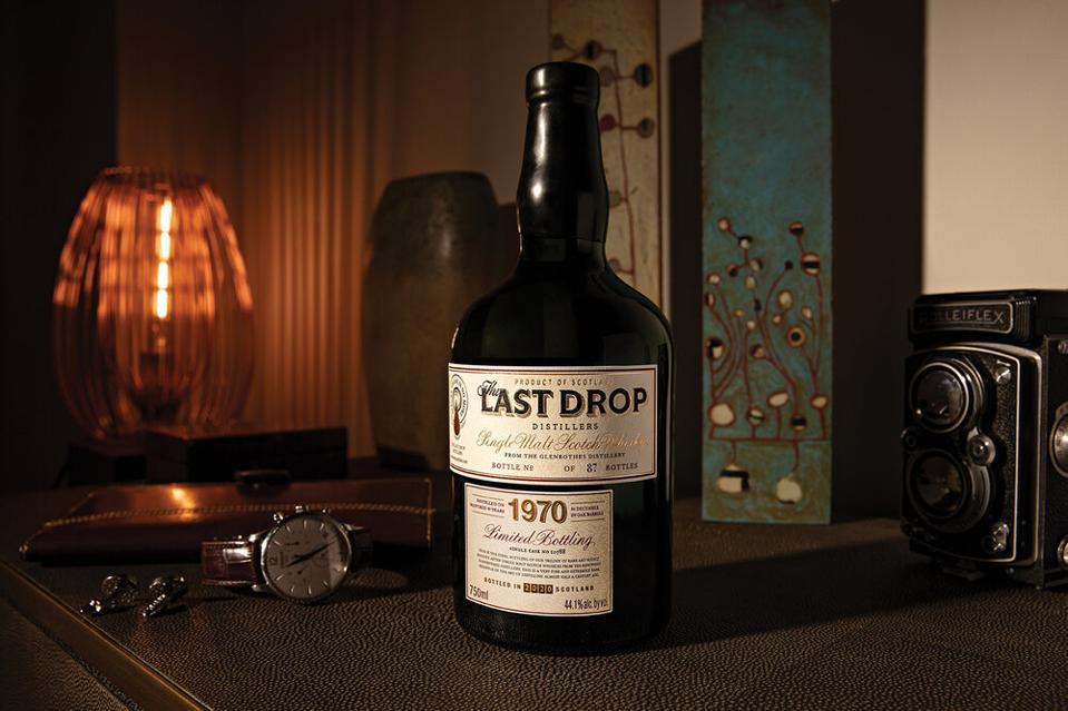 Glenrothes Single malt single cask scotch whisky review Luxury