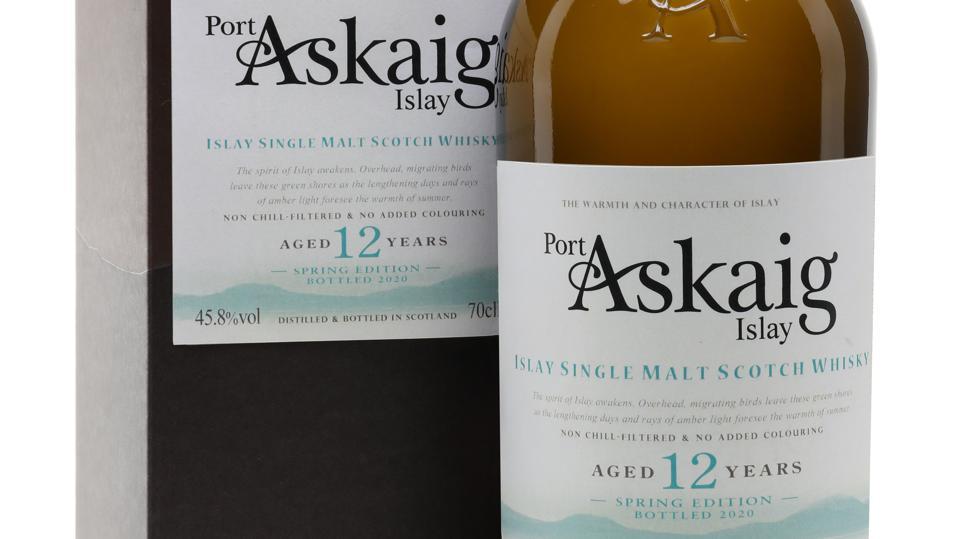 Single malt port askaig whisky review Scotch