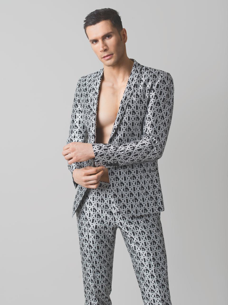 Celebrity Fitness: Dolce & Gabbana Spring/Summer season 2020 menswear series
