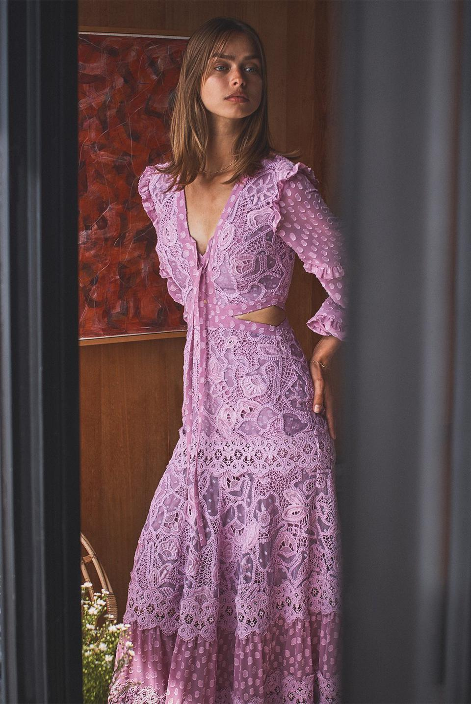 Zendaya Dress by Alexis