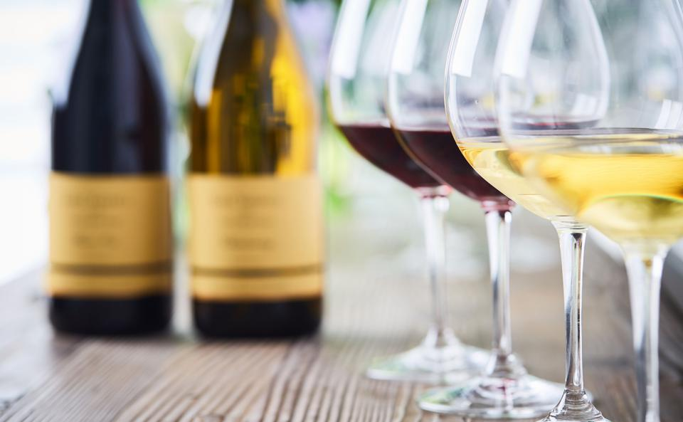 Pinot Noir, Chardonnay, Russian River Valley