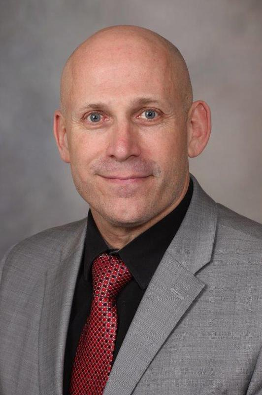 Dr. Tim Hewett, expert on ACL injuries.