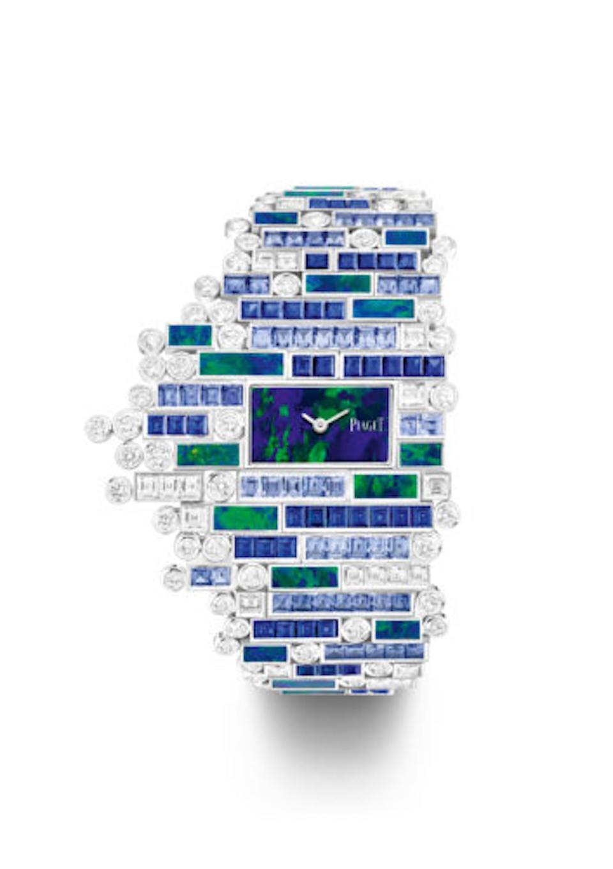 Piaget High-Jeweled watches, Secret CEnote
