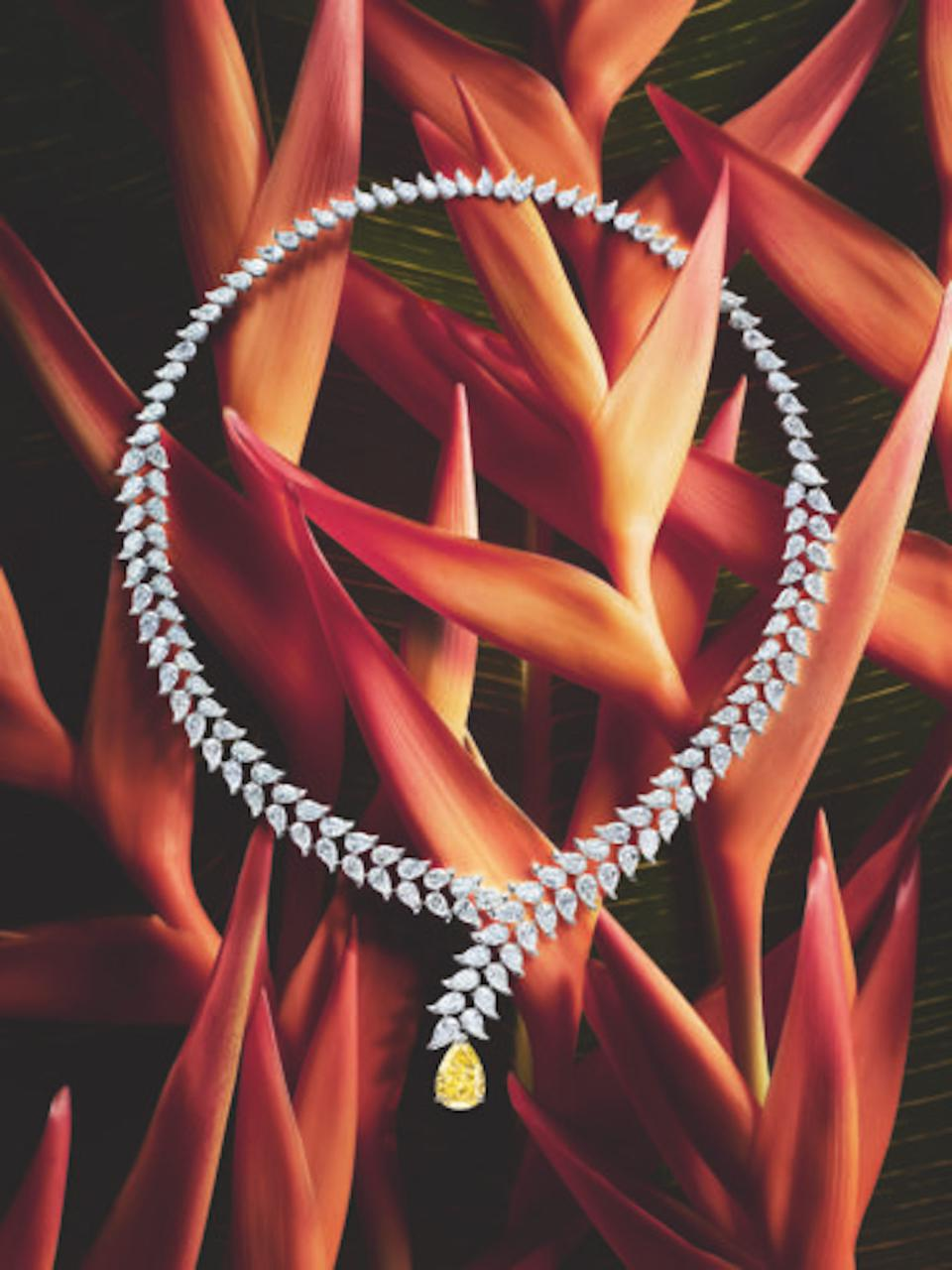 PIaget has long been a master at exquisite jewelry creations.