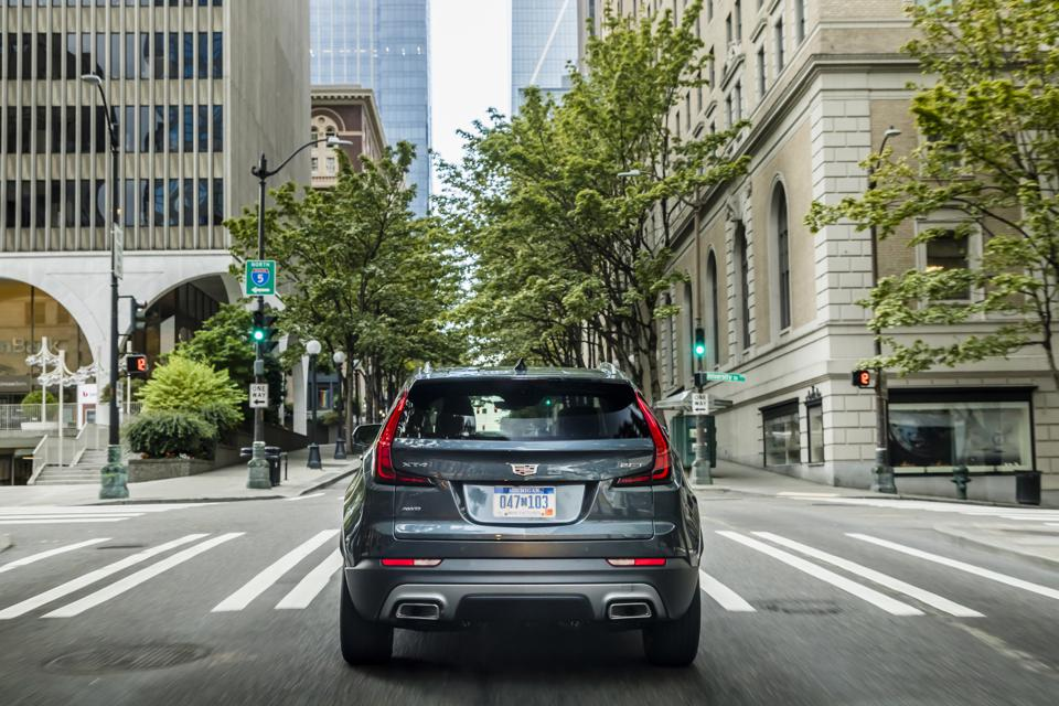 Cadillac XT4 is the predecessor to the XT5, but no less a popular model car.