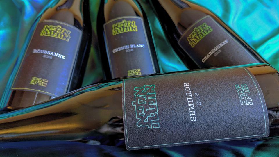 Ya'acov Oryah 'Alpha Omega' Skin Macerated White Wines; Roussanne, Chenin Blanc, Chardonnay and Sémillon