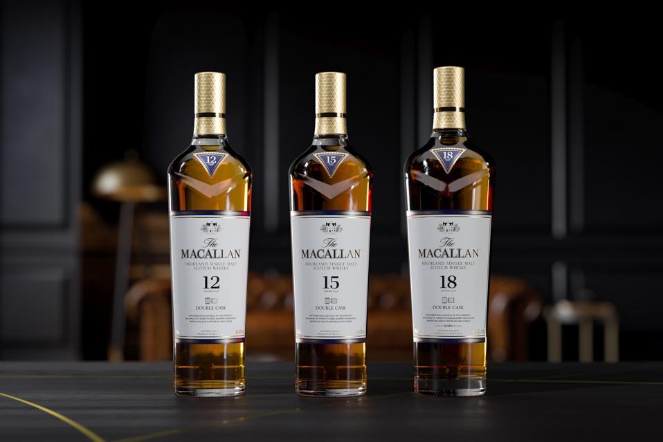 coronavirus, covid19, new release scotch single malt whisky the macallan speyside