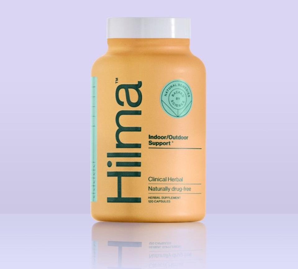 Hilma Indoor/Outdoor (allergy) Support herbal drug-free natural