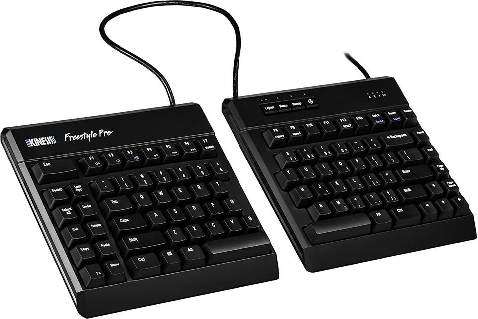 Kinesis Freestyle Pro Quiet Ergonomic Split Keyboard