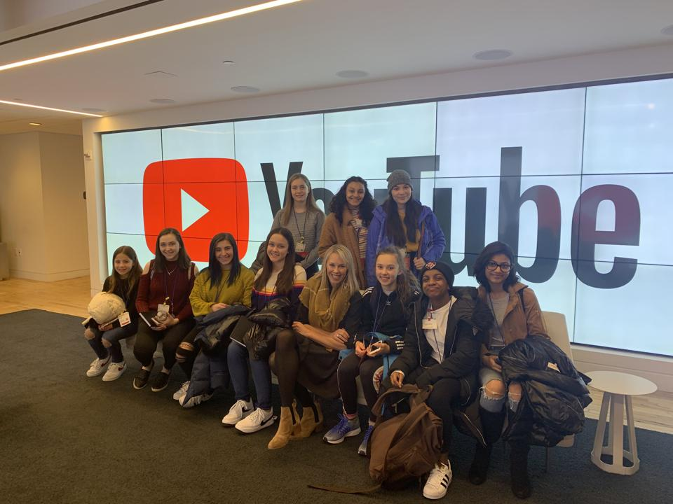 Être Lunch & Learn event at YouTube