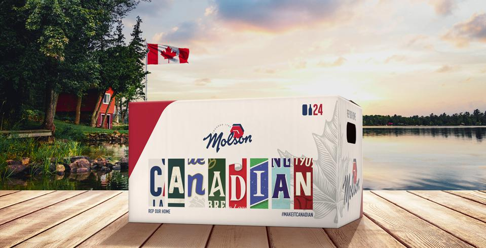 The #MakeItCanadian campaign is bringing together craft Canadian brewers.