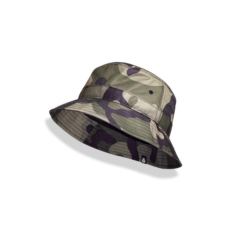 The Nash Bucket Hat in Camo