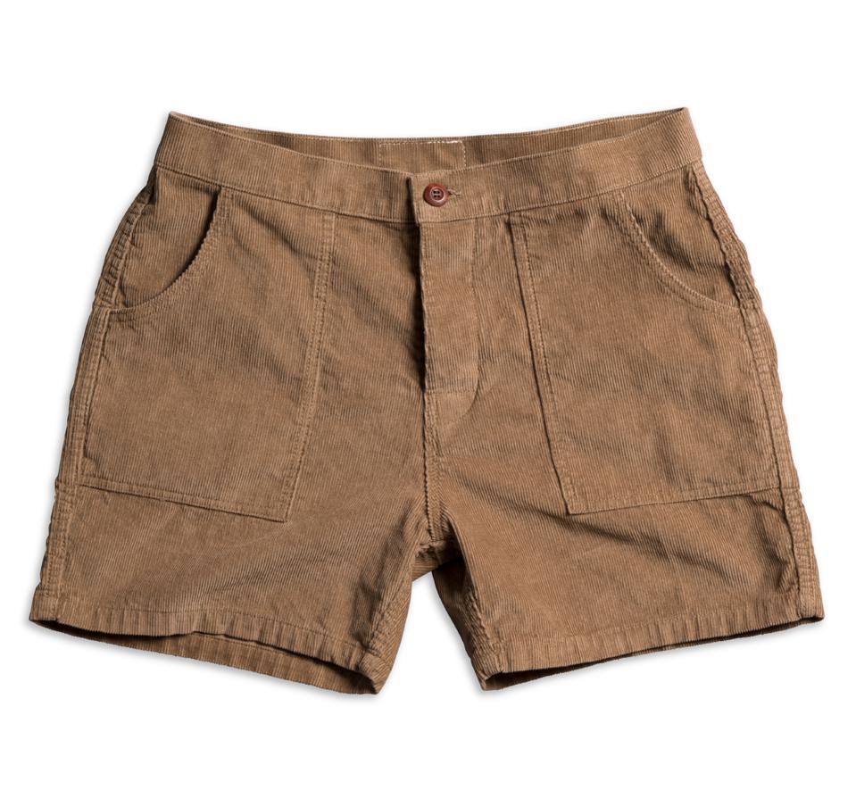 Corduroy Shorts - Sand