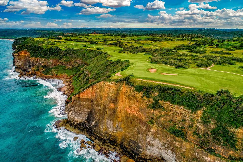 Royal Isabela golf course in Puerto Rico