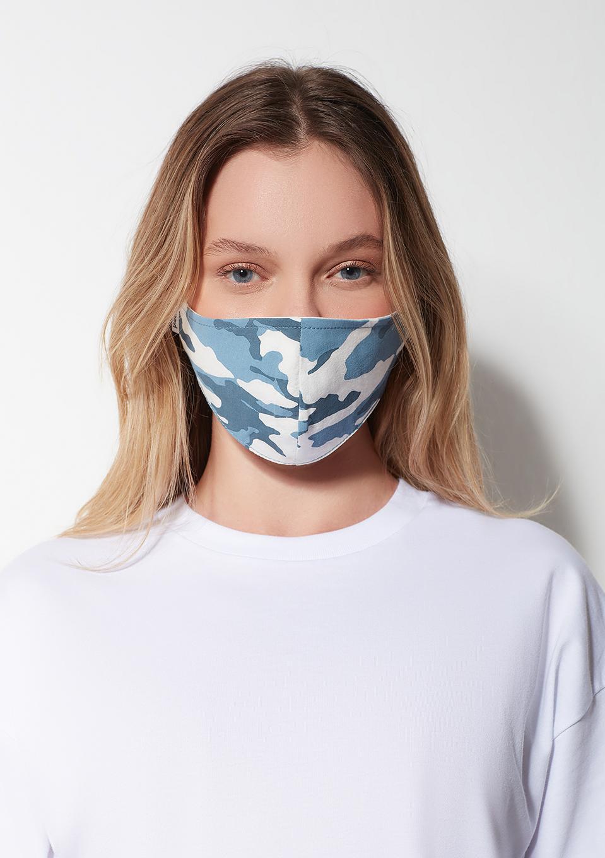 Mavi Unisex 5-Pack Face Masks