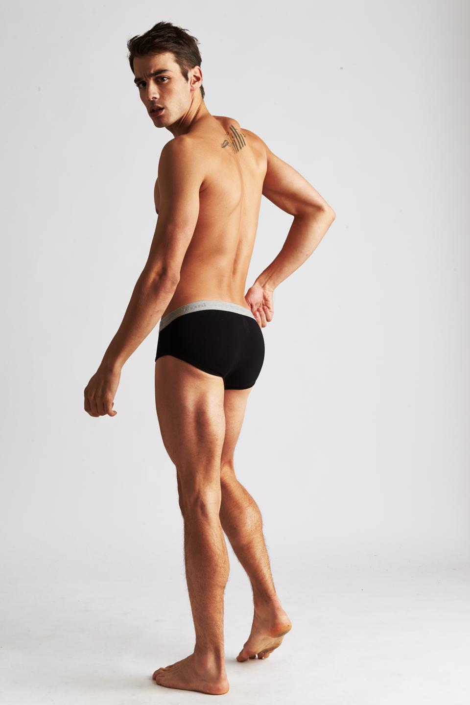 Take yourself to a new level of comfort in Tani SilkCut Hip Briefs. If you are a fan of briefs, these briefs will quickly become your favorite pair.