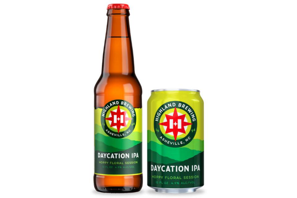 Highland Brewing Daycation IPA