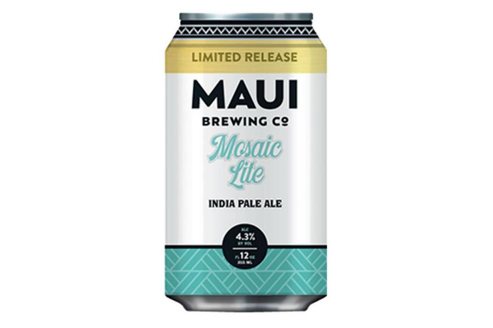 Maui Brewing Mosaic Lite IPA
