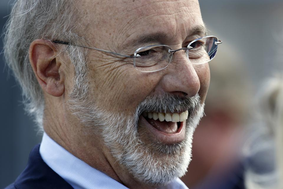 photo of Governor Tom Wolf