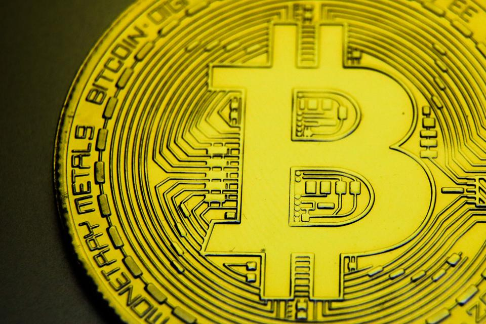 Bitcoin Cryptocurrency Photo Illustration