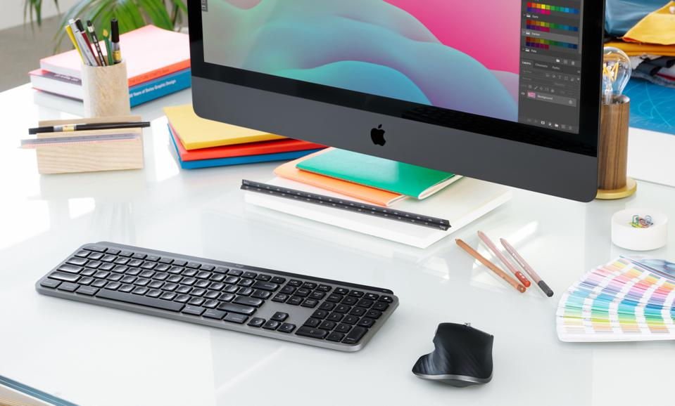 Logitech Launches The Mouse And Keyboard Apple Should Have Made