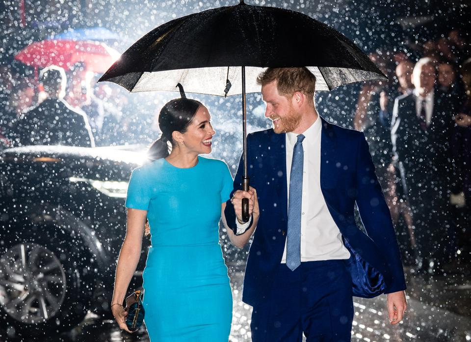 Meghan Markle Felt 'Unprotected' By The Royals, Court Filing Reveals
