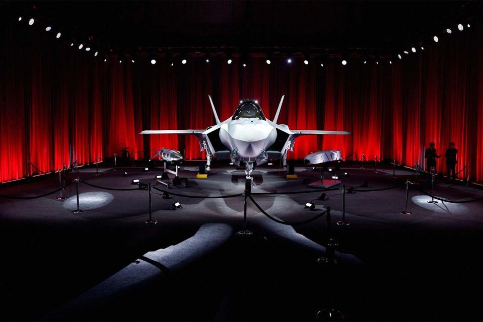 fighter jet, Turkish F-35, F-35, Joint Strike Fighter,