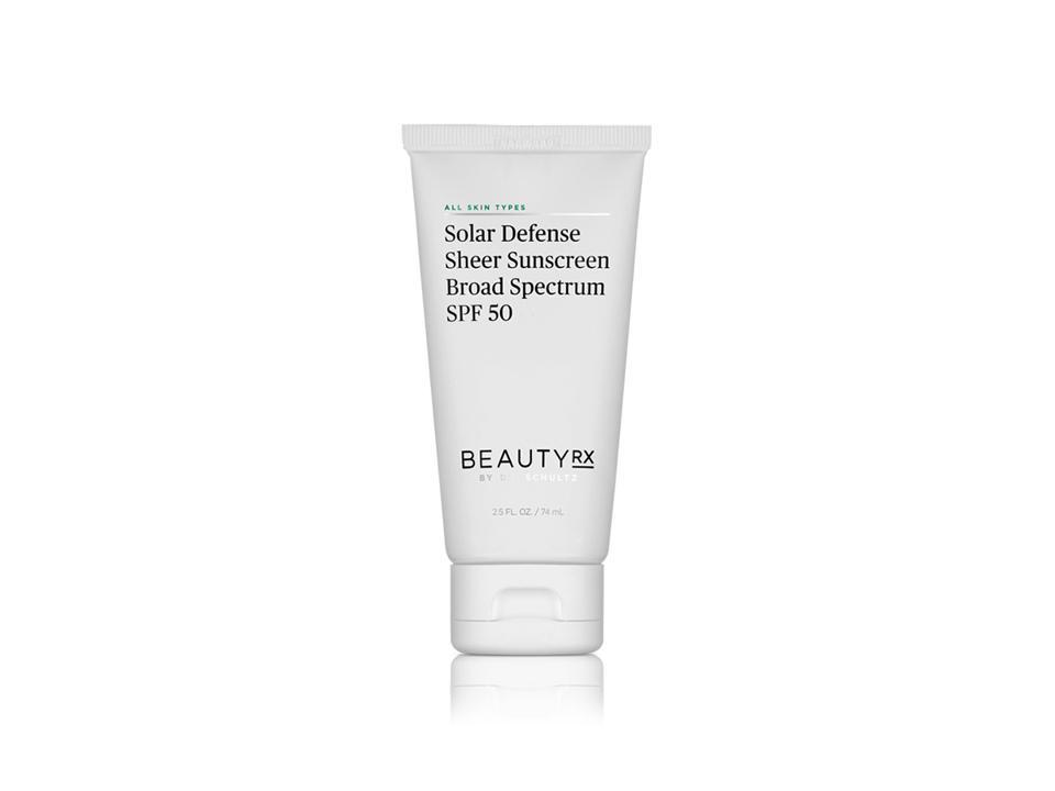 Beauty Rx by Dr. Schultz Ultra Sheer Sunscreen Broad Spectrum SPF 50