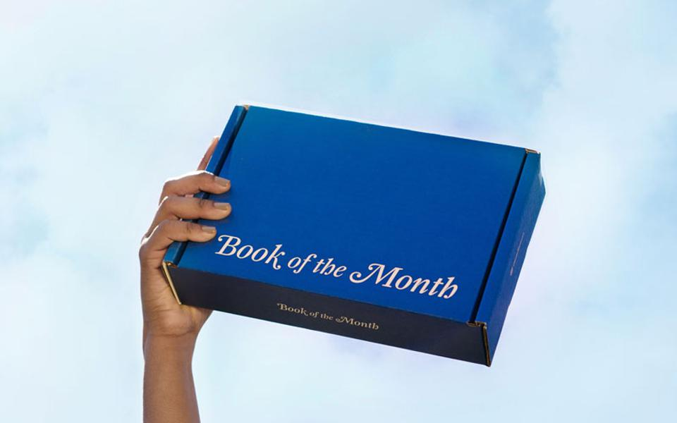 Book of the Month Subscription Box