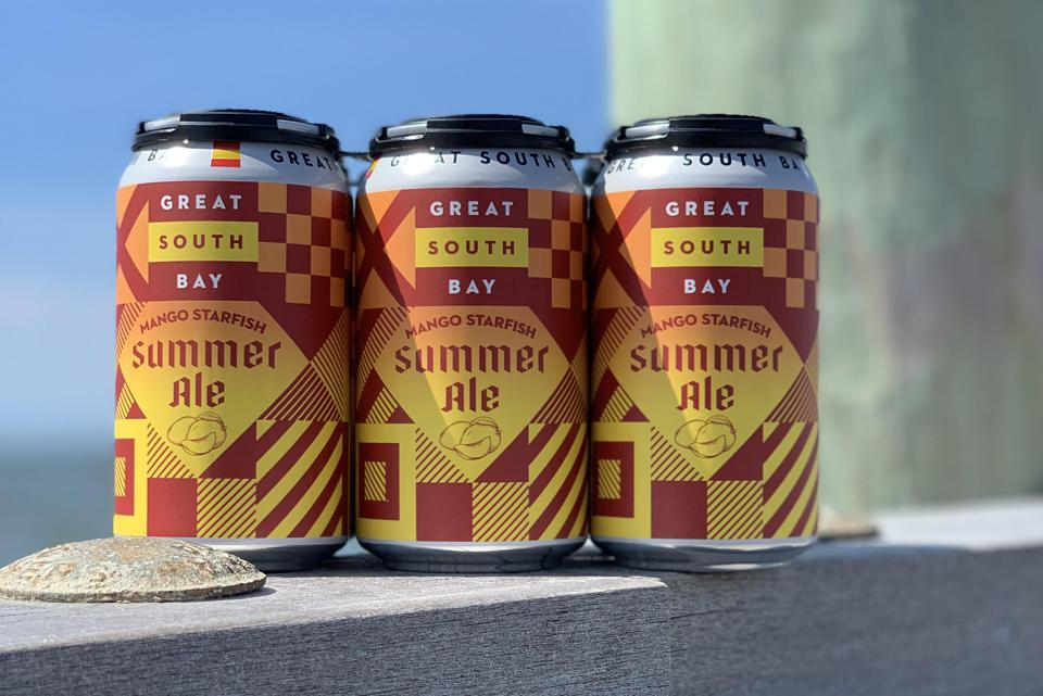 Mango Starfish Summer Ale from Great South Bay