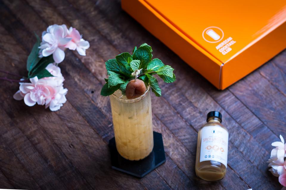 American Cocktail Club Subscription Box