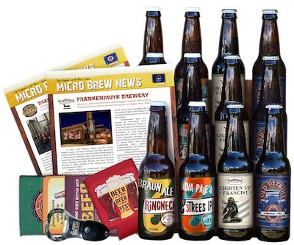Craft Beer Club Subscription Box