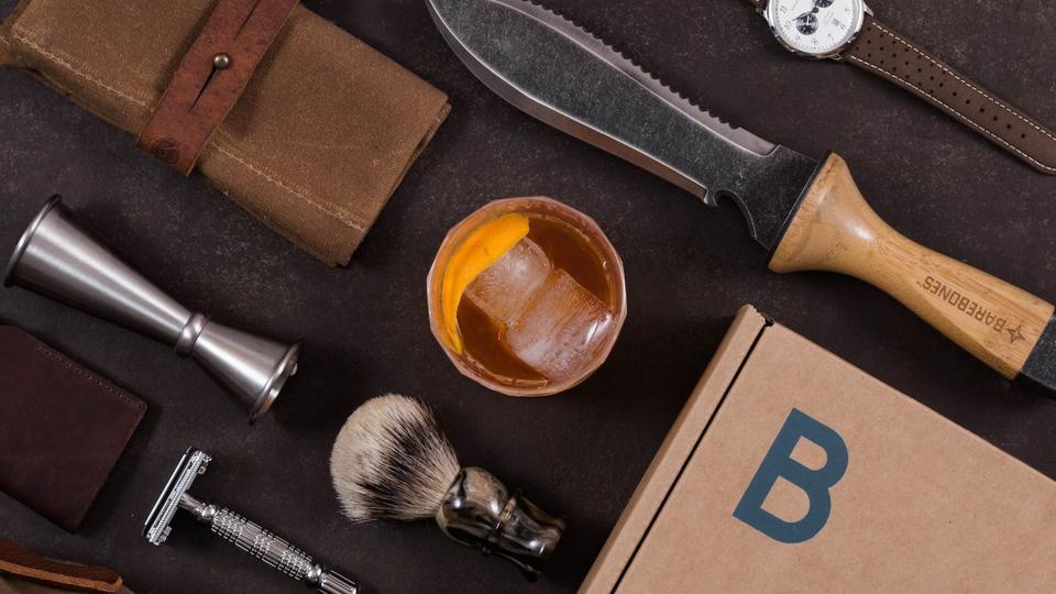Bespoke Post men's subscription box