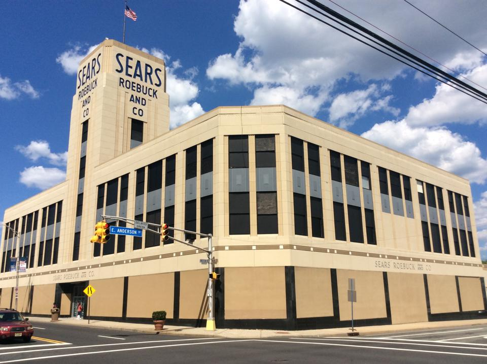Sears Hackensack closing