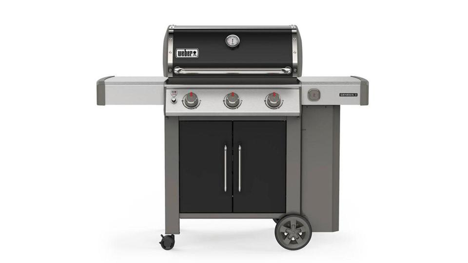 Weber Genesis II E-315 3-Burner Grill