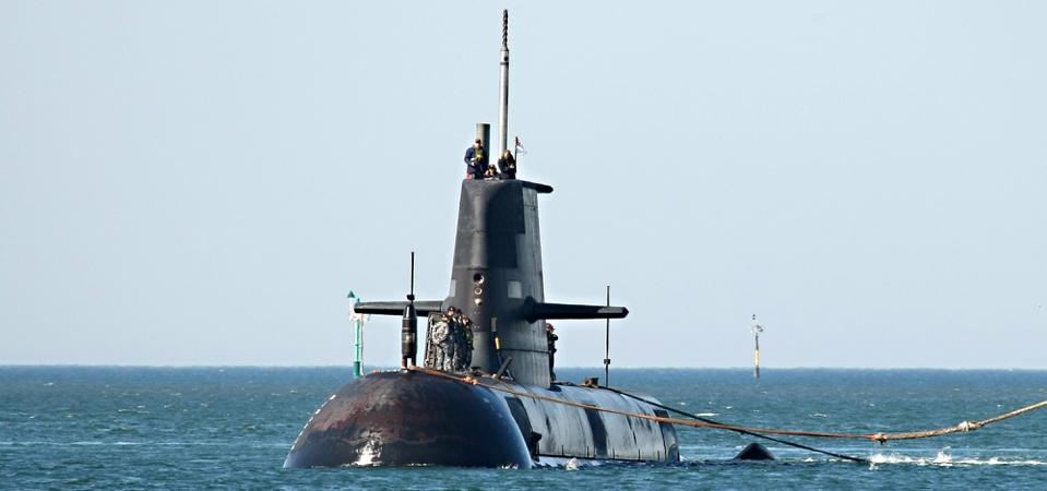 Australia Has A Plan For Battling China—Add Lots And Lots Of Submarines