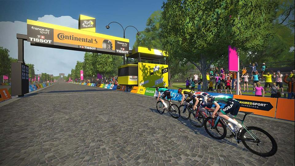 how to watch tour de france online free