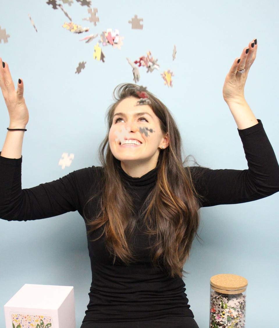 Kaylin Marcotte, founder of JIGGY.